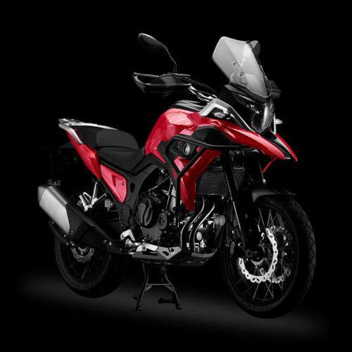 Maverick MV500 from Hunter Motorcycles