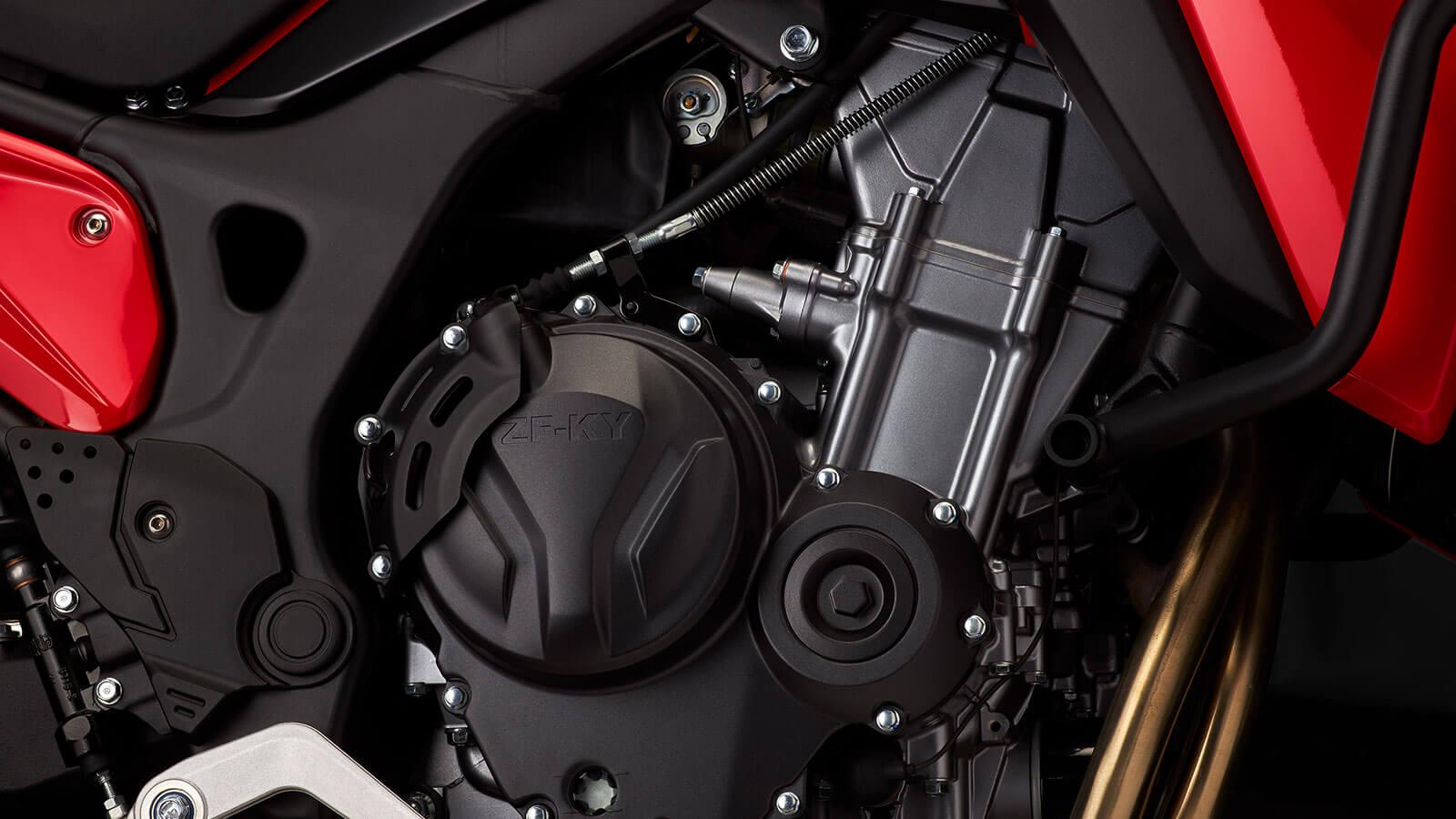 MV500 Engine