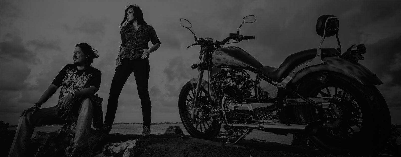 Diablo by Hunter Motorcycles