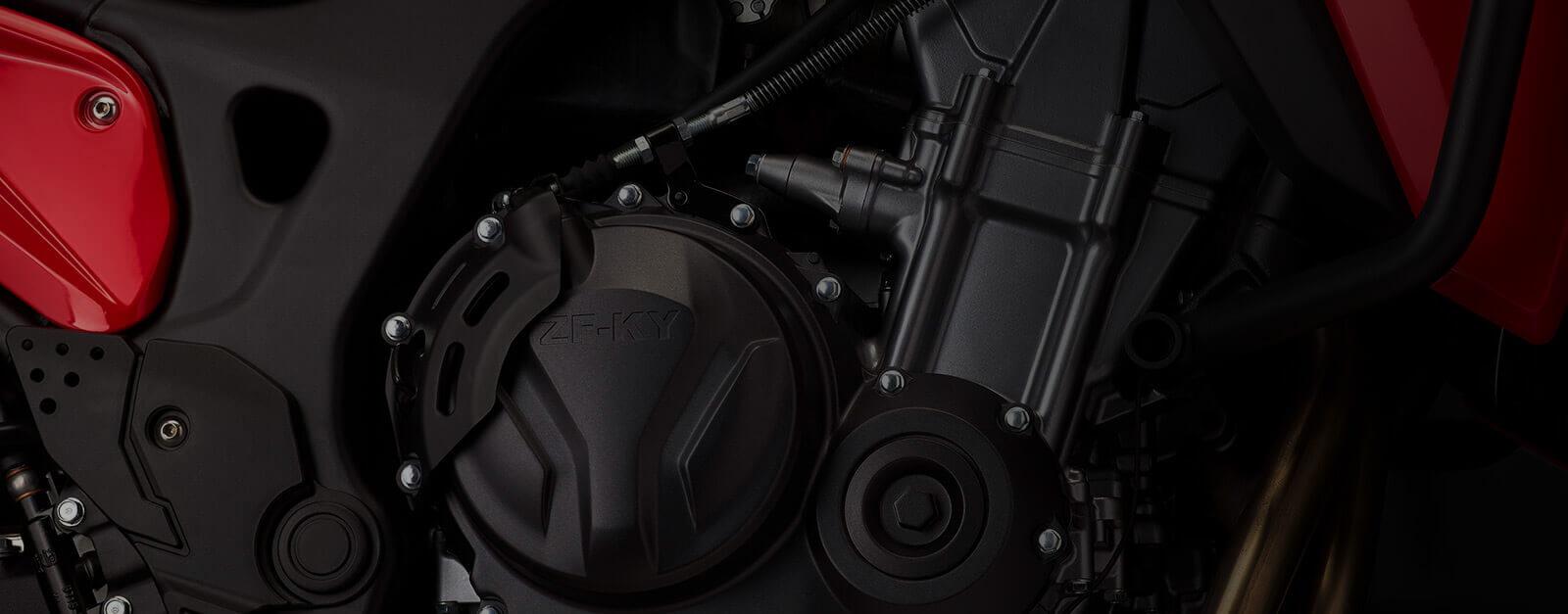 Hunter Motorcycles - Evolution
