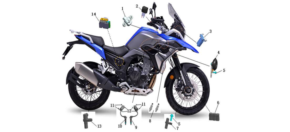 Hunter Motorcycle
