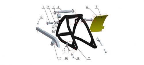 Outlaw Swing Arm