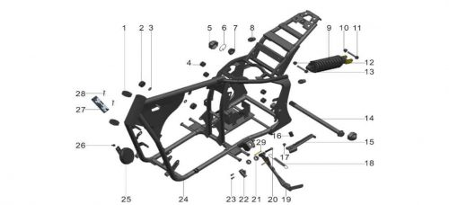 Prostreet Chassis