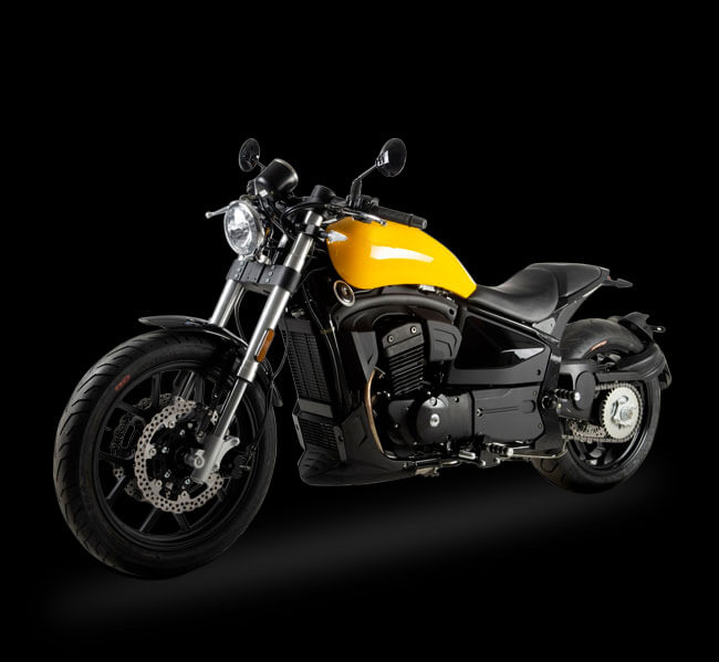 Prostreet by Hunter Motorcycles
