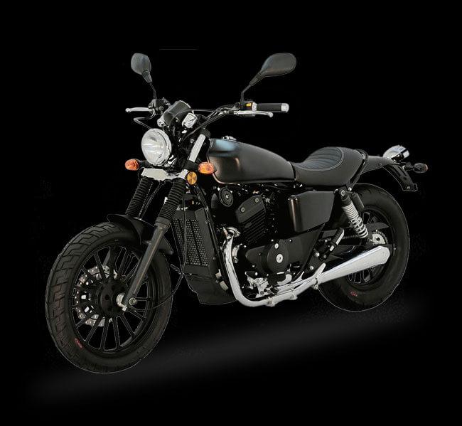 Rebel by Hunter Motorcycles